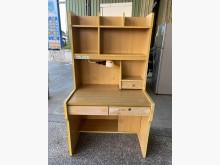 [9成新] E82703*原木色書桌書桌/椅無破損有使用痕跡