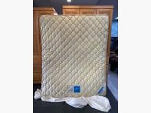 [9成新] B90504*金色5尺獨立筒雙人床墊無破損有使用痕跡