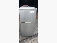 [7成新及以下] LG2手145L雙門外型漂亮冰箱有明顯破損