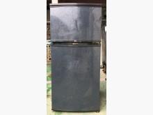 [7成新及以下] LG 130公升二手雙門冰箱冰箱有明顯破損