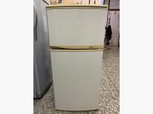 [7成新及以下] [中古]金星137L 小雙門冰箱冰箱有明顯破損