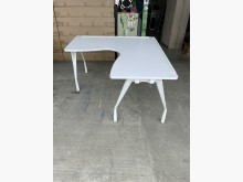 L型辦公桌/書桌/工作桌餐椅近乎全新