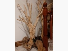 [9成新] 七里香原木擺飾無破損有使用痕跡