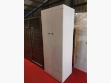 [95成新] 九成九新2尺半雙開木紋衣櫃衣櫃/衣櫥近乎全新