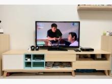 [9成新] 近全新韓風可伸縮電視櫃電視櫃無破損有使用痕跡