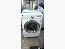 [7成新及以下] 2手12公斤變頻滾筒洗脫衣機無烘洗衣機有明顯破損
