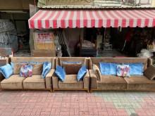 [全新] 進口高級布沙發3+2+1多件沙發組全新