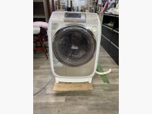 [9成新] 吉田二手傢俱❤日立滾筒變頻洗衣機洗衣機無破損有使用痕跡