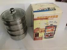 [9成新] 蒸汽原味鍋其它廚房家電無破損有使用痕跡