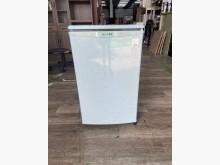 吉田二手傢俱❤TECO東元小鮮綠冰箱有輕微破損