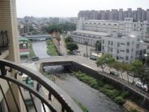 桃園租屋,龜山租屋,整層住家出租,近銘傳學區河岸景觀雙併豪宅
