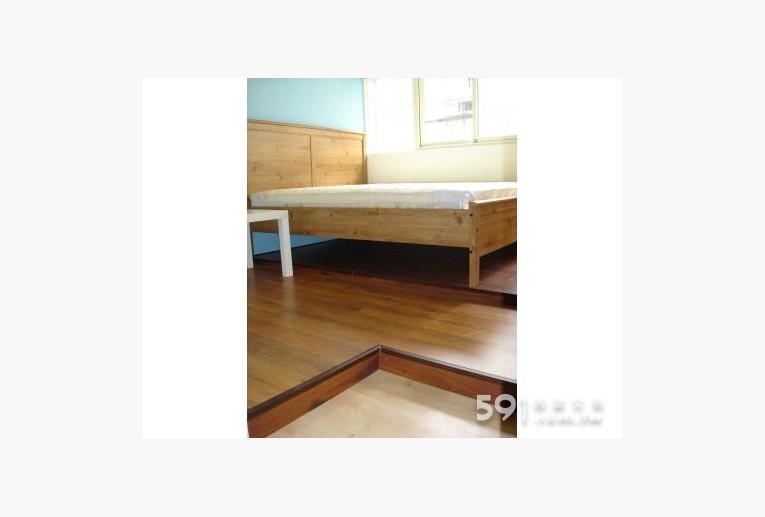 台北租屋,中正租屋,獨立套房出租,IKEA床組,地中海風格風