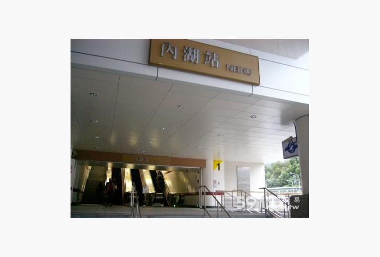 台北租屋,內湖租屋,分租套房出租,內湖站一號出口右轉