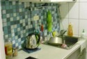 廚房,使用電子爐