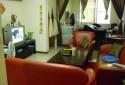 明亮客廳與和室