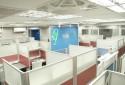 科技感的OA辦公座位
