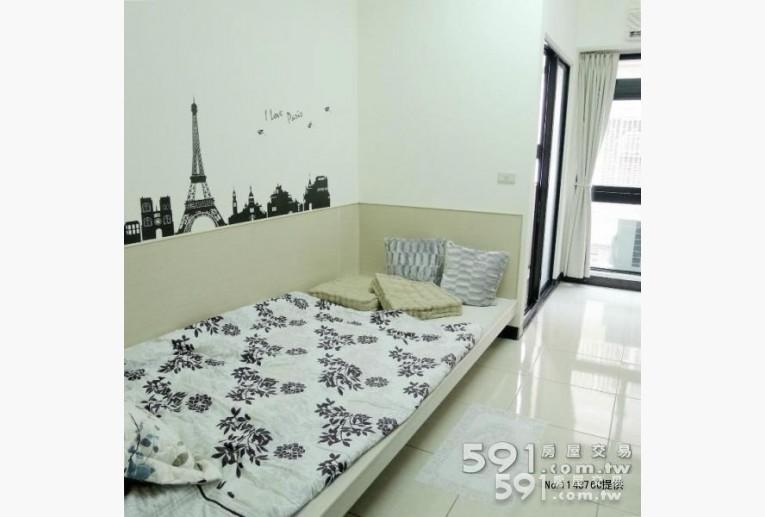 台南租屋,東區租屋,獨立套房出租,寬敞明亮的空間