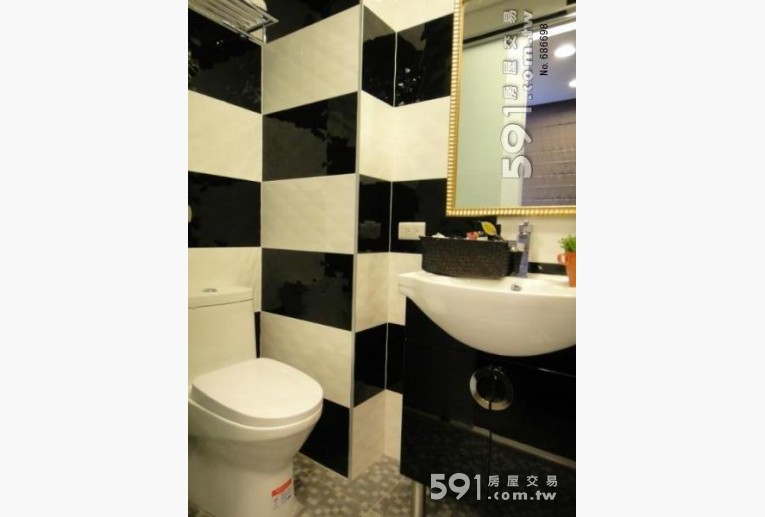 台北租屋,信義租屋,獨立套房出租,六星級乾濕分離衛浴設備