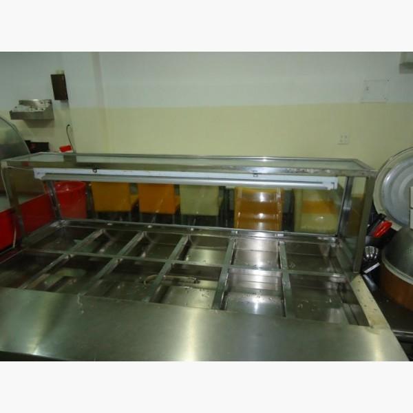 不鏽鋼保溫十二格菜臺