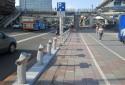 捷運站前youbike