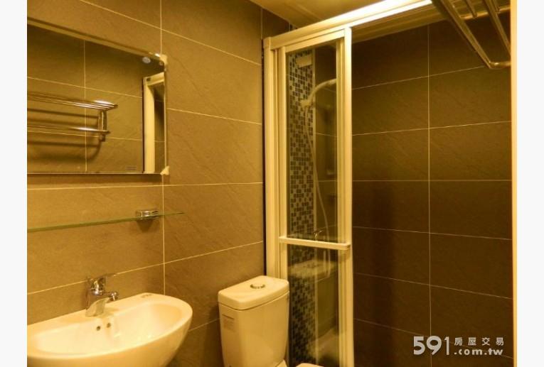 新北租屋,板橋租屋,整層住家出租,A浴室 時尚飯店設計
