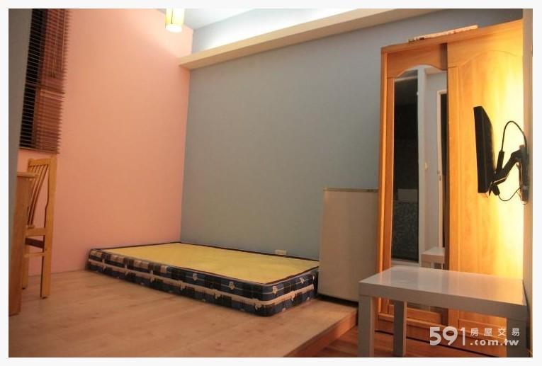 台北租屋,松山租屋,獨立套房出租,舒適的房間配色