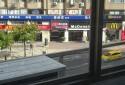 窗外實景,麥當勞及頂好
