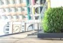 米蘭小鎮鐘樓及大樓