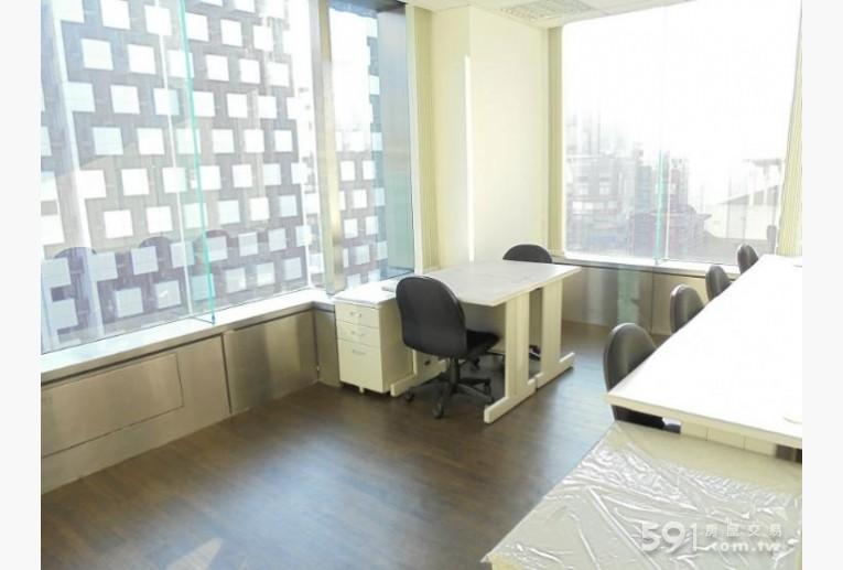 台北租屋,中山租屋,辦公出租,採光良好,寬敞的辦公室