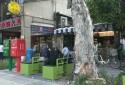 異國美食名店就在旁邊