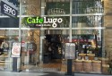 一樓的知名咖啡館