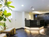 台北租屋,大安租屋,辦公出租,捷運1秒鐘,2~3人辦公室出租含網路冷氣