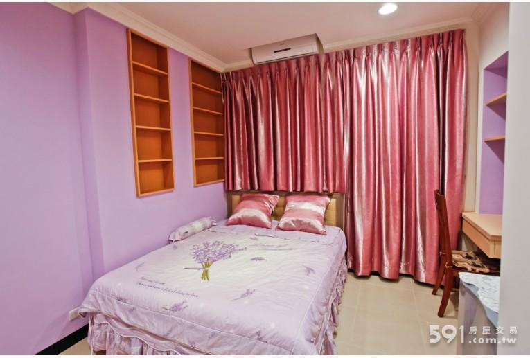 台北租屋,大同租屋,分租套房出租,C紫色房