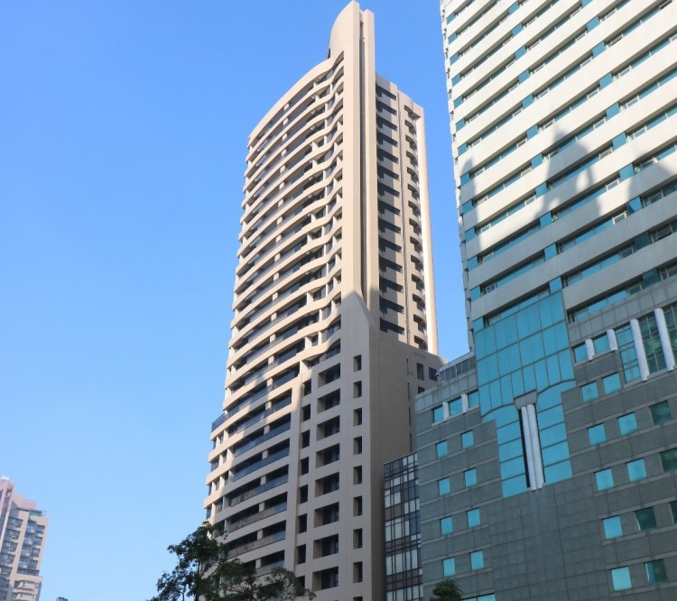 Building Request Fu Mao Yue Ran In Kaohsiung Taiwan