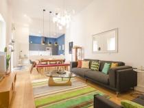 台北租屋,北投租屋,整層住家出租,北投捷運-現代化的兩臥室公寓