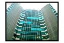 本區最氣派壯觀多外商金融大樓