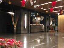 彩虹橋河濱公園飯店宅泳池咖啡廳