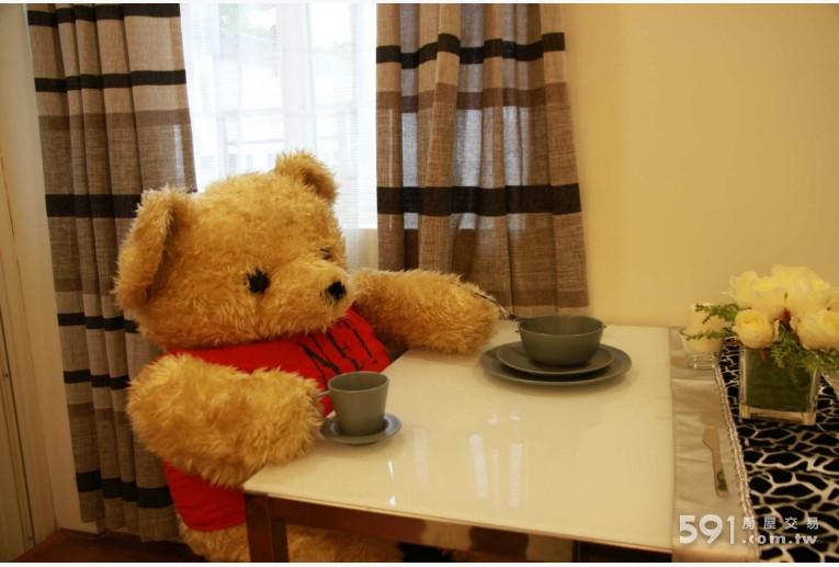 台北租屋,大安租屋,獨立套房出租,小熊的下午花茶時間與您有約。。。