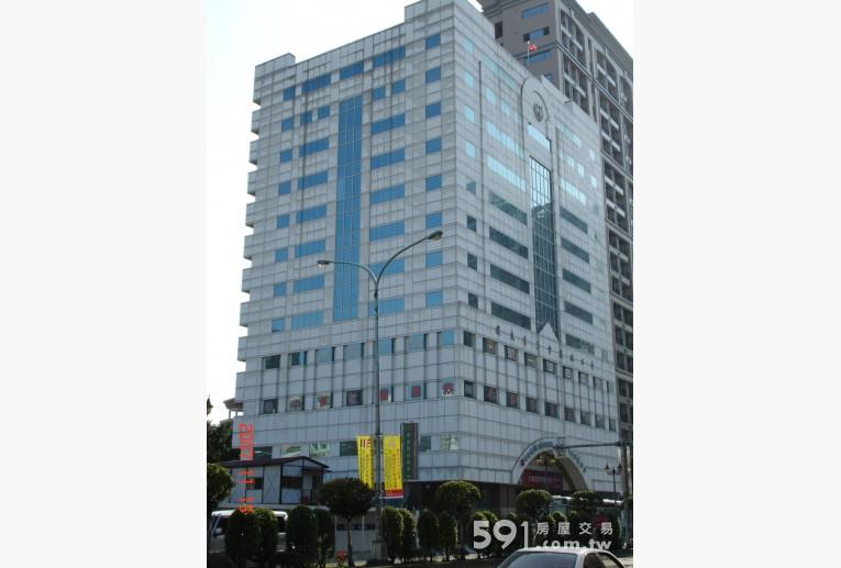新北租屋,三重租屋,辦公出租,大樓外觀典雅明亮