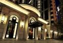 峰匯廳外觀夜景