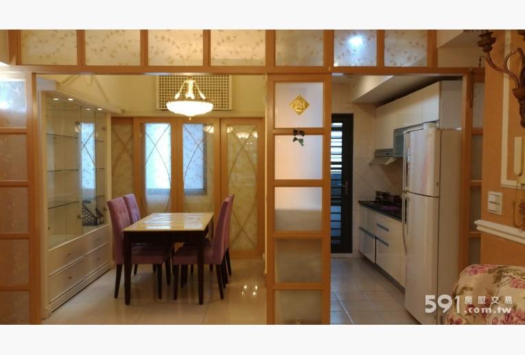 高雄租屋,前金租屋,整層住家出租,餐廳廚房