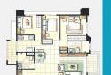 3房2廳2衛,39.72坪,座西北朝東南