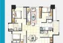 3房2廳2衛,33.26坪,座東南朝西北