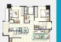 3房2廳2衛,33.78坪,座西南朝東北