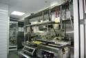 三樓五星級廚房設備