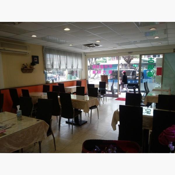 黃金三角窗店面~適合早午餐.咖啡廳.