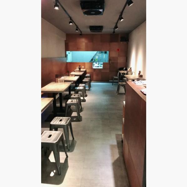 中華夜市1年全新裝潢設備齊麵店可立即營業