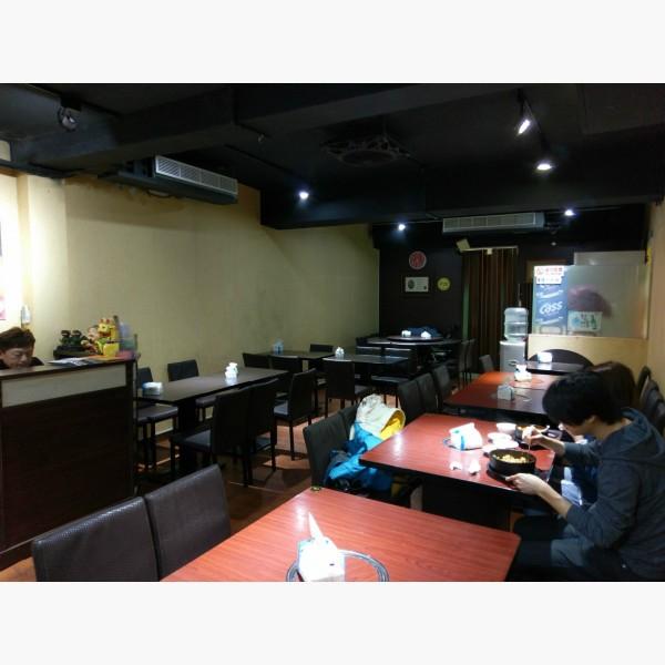 行天宮知名韓式老店