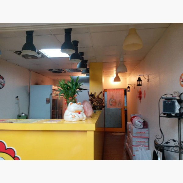 色香味俱全的炸雞店,歡迎您的加入