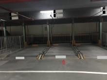 信義計畫區坡道機械車位當平面用